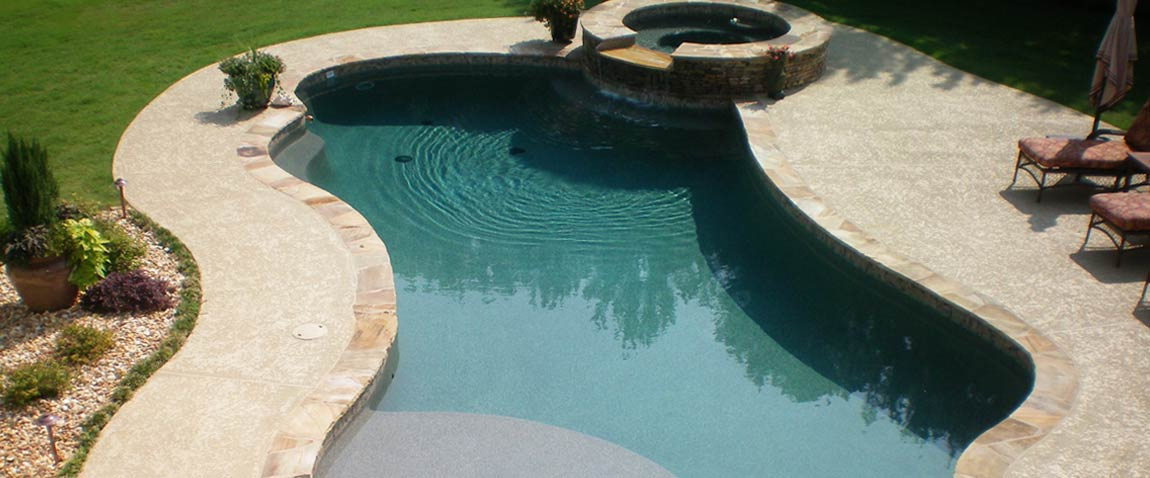 Incredible Backyard Pools