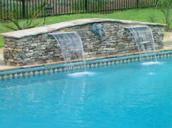 Vinyl Lined Concrete Wall Pools